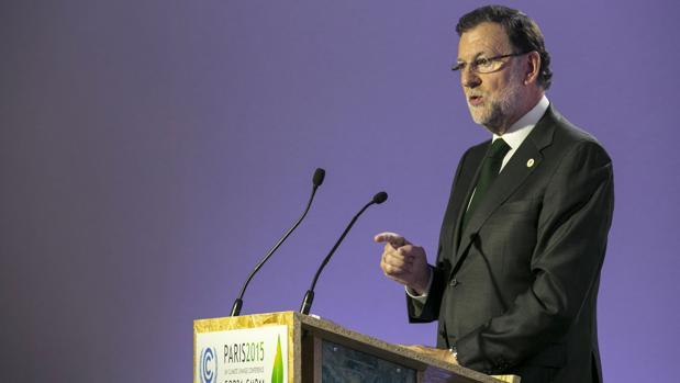 Intervención de Rajoy en la cumbre del clima de París, uno de los acuerdos paralizados por el bloqueo