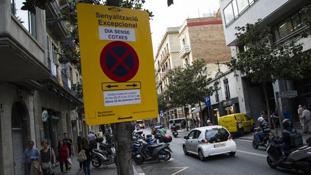 Gran de Gràcia será una de las calles más afectadas por los cortes