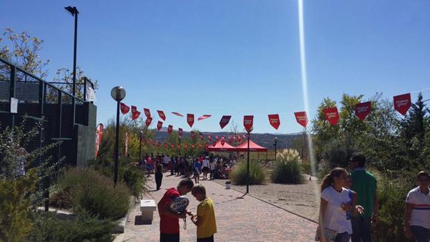 El torneo «Mahou Sin» de pádel se consolida en el club Monteverde de Toledo