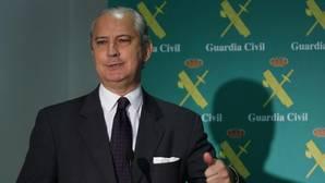 El director de la Guardia Civil niega «filtraciones» en el caso Valdeón