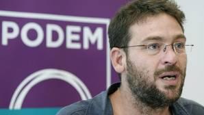 Nuevo frente para Podemos: Catalunya Sí que es Pot, al borde de la ruptura