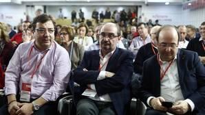 División en el PSOE entre los barones que piden una abstención y los que quieren que gobierne Sánchez