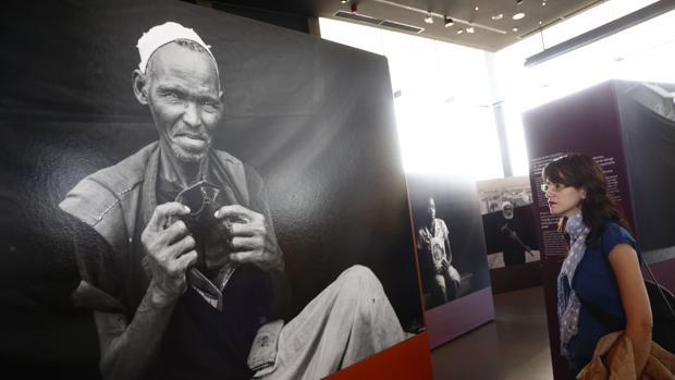 La muestra permanecerá en el CaixaForum de Zaragoza hasta el 15 de enero