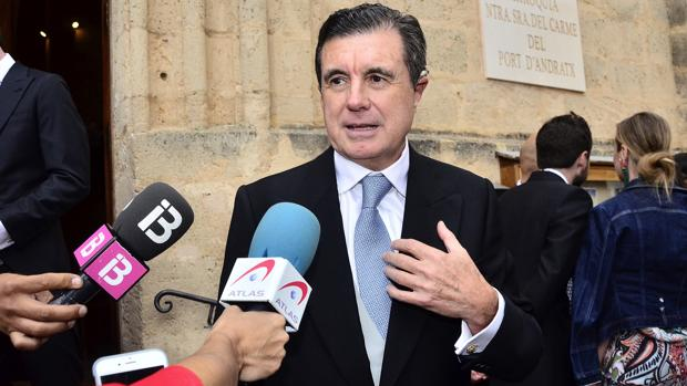 Jaume Matas, expresidente balear