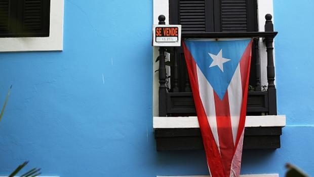 Una casa en San Juan, Puerto Rico