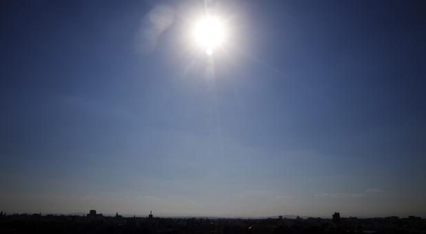 Imagen tomada este miércoles en Valencia