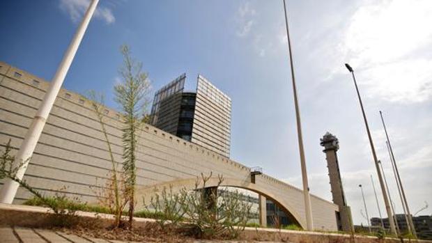 Imagen de la sede de la televisión valenciana