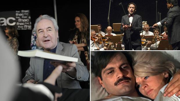 bBansville, Juan Diego Flórez y Julie Christie en «Dr. Zhivago»