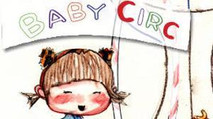 Circo para bebés en la sala El Montacargas