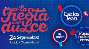 La Fiesta más dulce del mundo en el Palacio de Cibeles