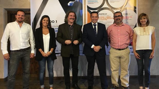 Luis Cobos ofrecerá un concierto en Campo de Criptana el sábado 1 de octubre