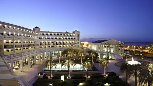 Imagen del hotel las Arenas