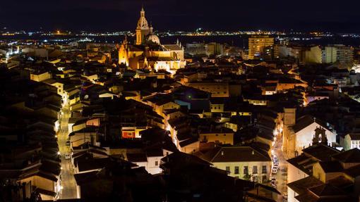 Imagen de la localidad de Xàtiva
