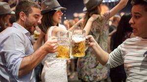 Madrid celebra una Oktoberfest «olímpica»