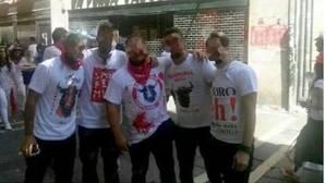 Los presuntos violadores de San Fermín expresaron en Whatsapp su deseo de llevar burundanga a Pamplona