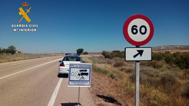 Detenido por circular a 227 kilómetros por hora por la autovía de los Viñedos