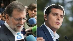Rivera y Rajoy ven a Sánchez en la vía muerta de los apoyos independentistas