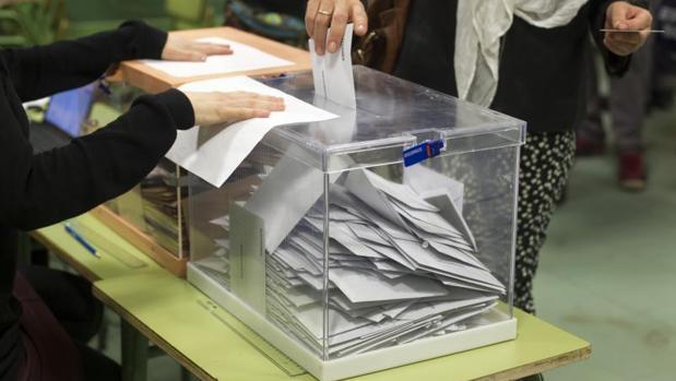 Los colegios electorales abrirán, como en cualquier otro comicio, de 9.00 a 20.00 horas