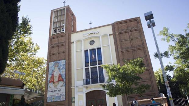 Nuestra Señora de Covadonga: el tiempo de la Iglesia