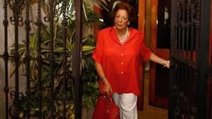 El Senado podría cesar a Rita Barberá temporalmente a propuesta del PSOE y Ciudadanos