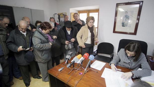 Concejo abierto en Torrubia en Soria, la provincia donde más arraigado está este sistema de gobierno