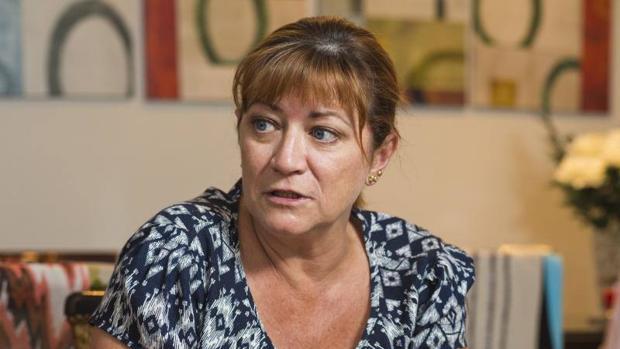 Madre de Cristina Arce