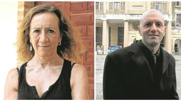 Carme Portaceli y Mateo Feijóo