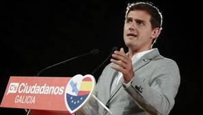 Ciudadanos fracasa en la culminación de su expansión nacional al no lograr escaños en Galicia y País Vasco