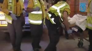 Una pelea en un bus entre dos miembros de bandas latinas acaba con uno de ellos acuchillado