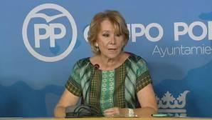 Aguirre sobre la radio de Carmena: «Jacobo Rivero es un propagandista del chavismo»
