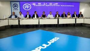 Rajoy: el gobierno alternativo de Sánchez «sólo es posible con la aritmética»