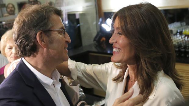 Eva Cárdenas felicita a su pareja tras su triunfo electoral
