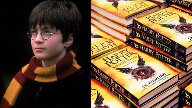 Harry Potter, protagonista de las novelas de J. K. Rowling