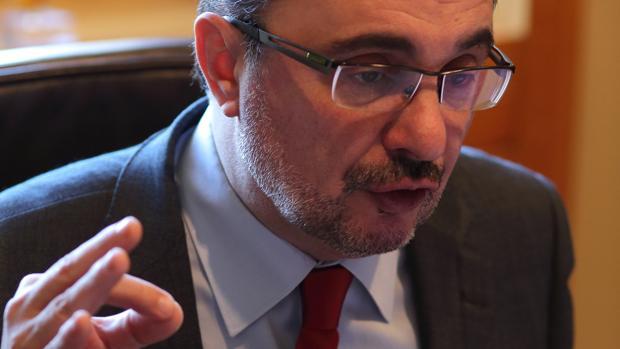 Javier Lambán aboga por una reforma constitucional de corte federalista