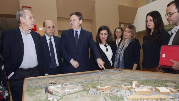 El Consell envía más información a la UE para liquidar la empresa de la Ciudad de la Luz