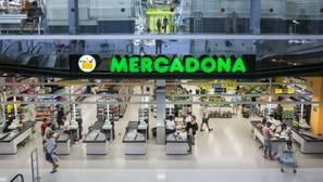 Mercadona es la cadena nacional con los precios más baratos en productos frescos y compra por internet