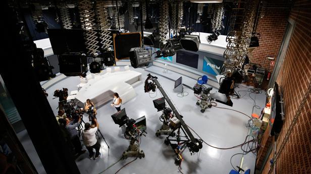 Imagen de archivo de las instalaciones de RTVV