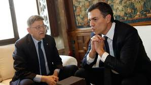 Los críticos de Puig en el PSPV le afean que gobierna con menor porcentaje de diputados que Sánchez