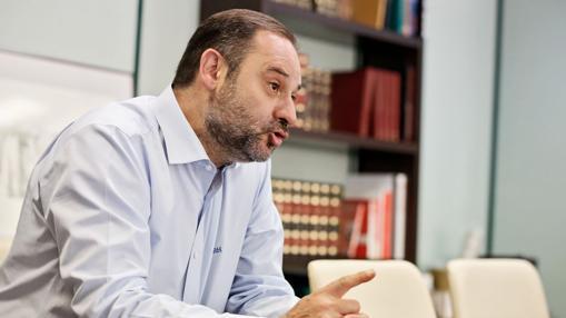 Imagen de archivo de José Luis Ábalos
