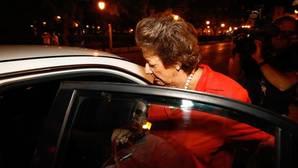 Rita Barberá, a solas con su principal enemigo