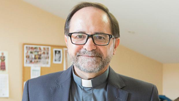 Imagen del sacerdote Enrique Orquín