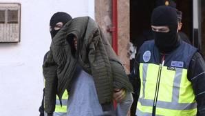 El juez encarcela al detenido en Valladolid por yihadismo y deja libre al arrestado en Murcia