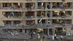 Absuelto el exjefe de ETA «Ata» del atentado contra la casa cuartel de Burgos que causó 160 heridos