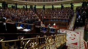 El Congreso insta al Gobierno a subir las pensiones y el sueldo a los funcionarios por decreto-ley