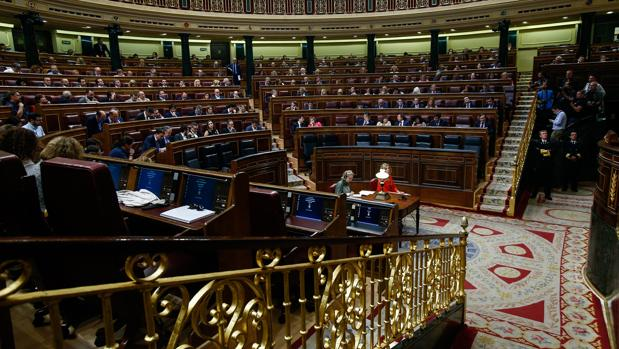 Primera sesión ordinaria del Congreso en esta legislatura