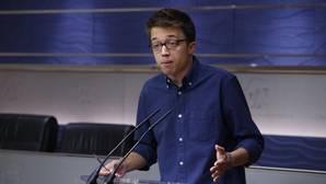 Errejón, sobre la negociación con el PSOE: «Hemos aprendido todos de los procesos pasados»