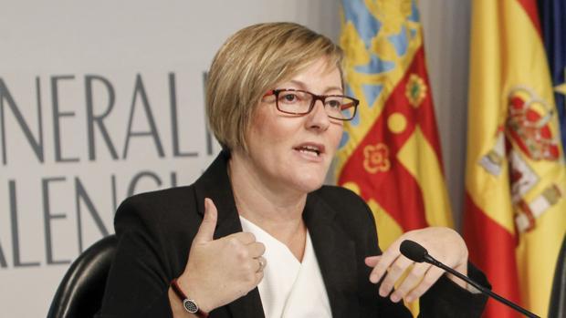 María José Salvador, en una imagen de archivo