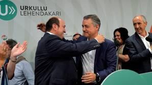El PNV ve inviable el gobierno alternativo de Sánchez y le sugiere que negocie una «abstención digna»