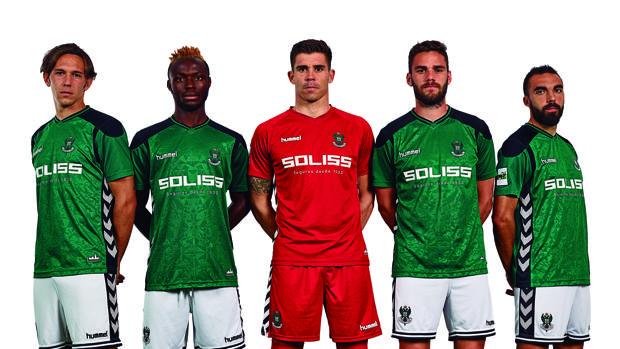 Soliss Seguros, patrocinador del Toledo, regala la camiseta oficial del club a los abonados