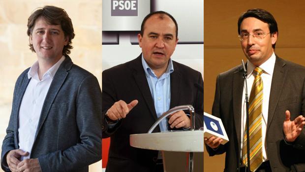 Carlos Martínez, Pedro José Muñóz y Fernando Pablos son algunos de los socialistas más críticos con Sánchez